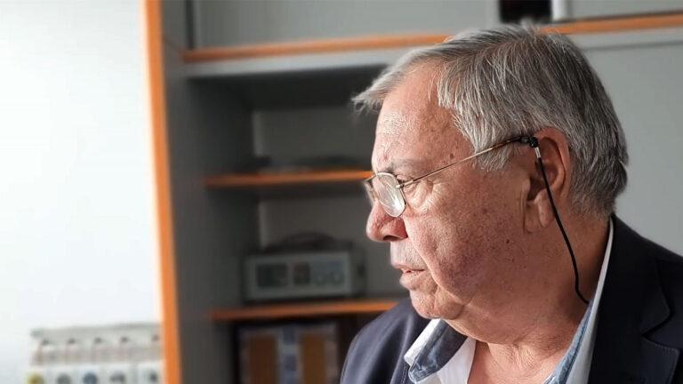Slovenský vynález ventilátora zachraňuje životy COVID -pacientov – Pavol Török